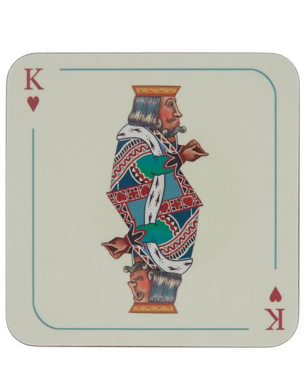 King Print Melamine Coaster