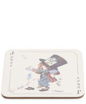 Joker Print Melamine Coaster