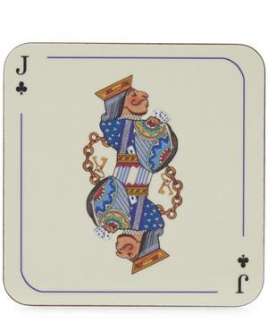 Jack Print Melamine Coaster