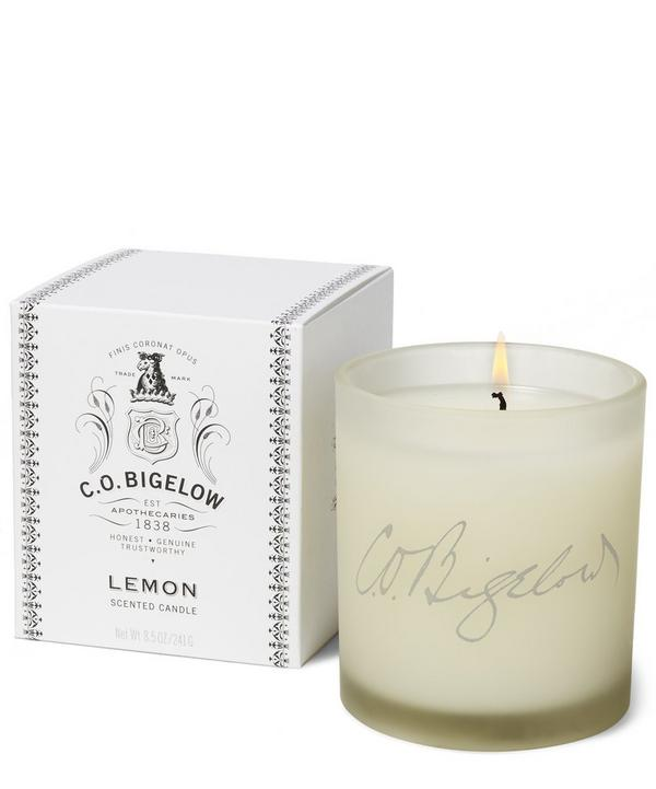 Lemon Scented Candle