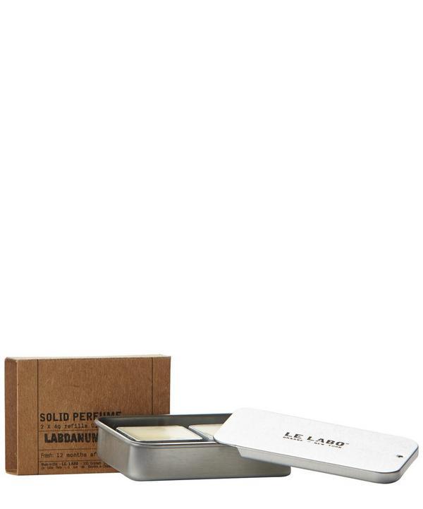 Labdanum 18 Solid Perfume Refills