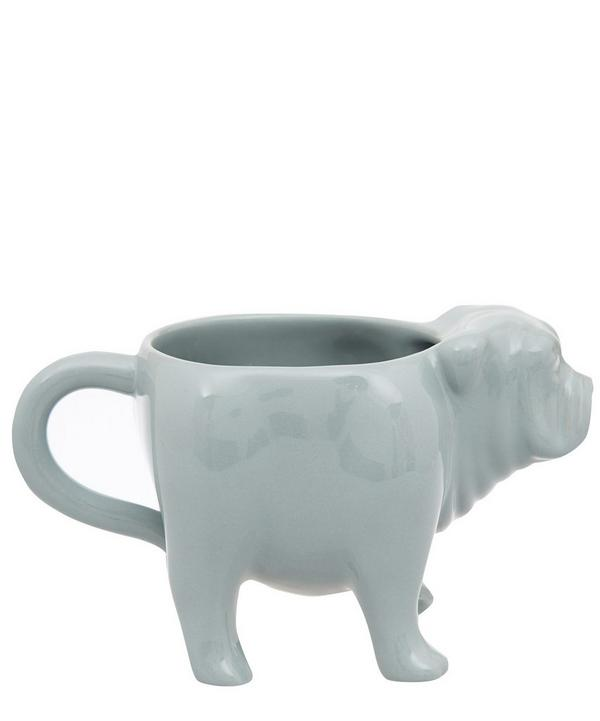 Bulldog Ceramic Mug