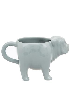 Bulldog Ceramic Mug