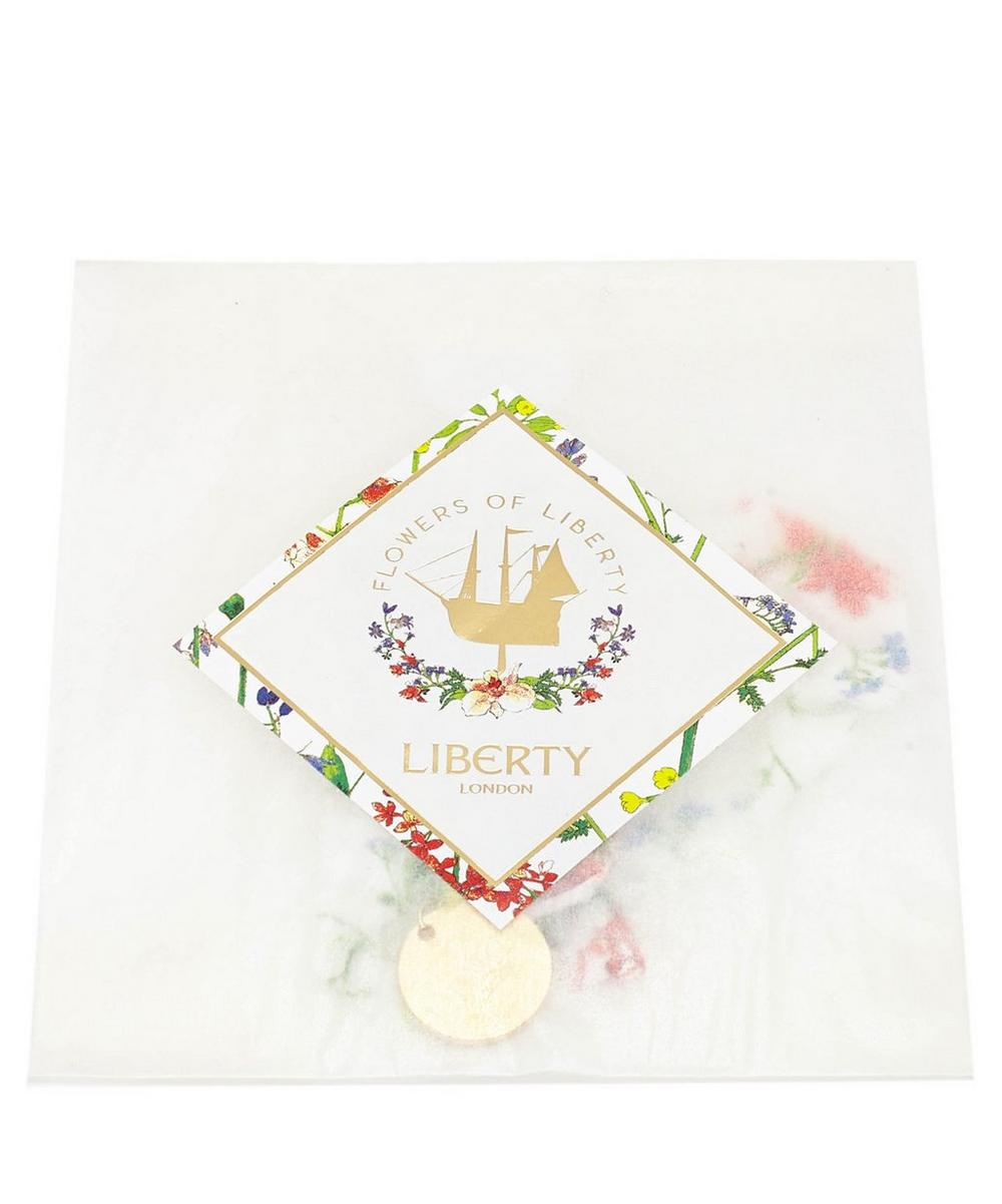 Liberty Print Disc Charm Bracelet