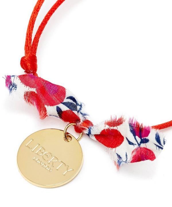 Liberty Print Friendship Bracelet