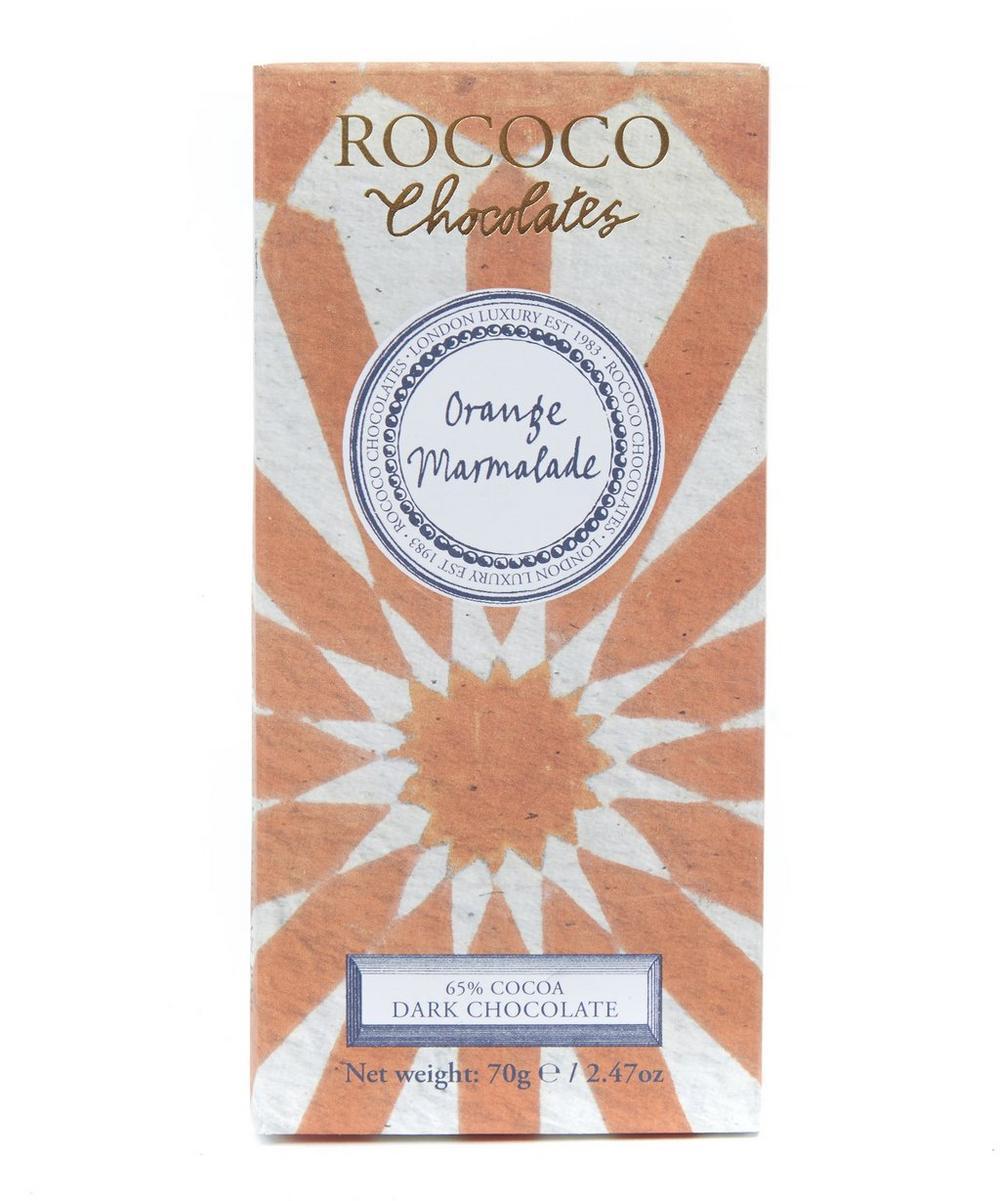 Orange Marmalade Dark Chocolate 70g