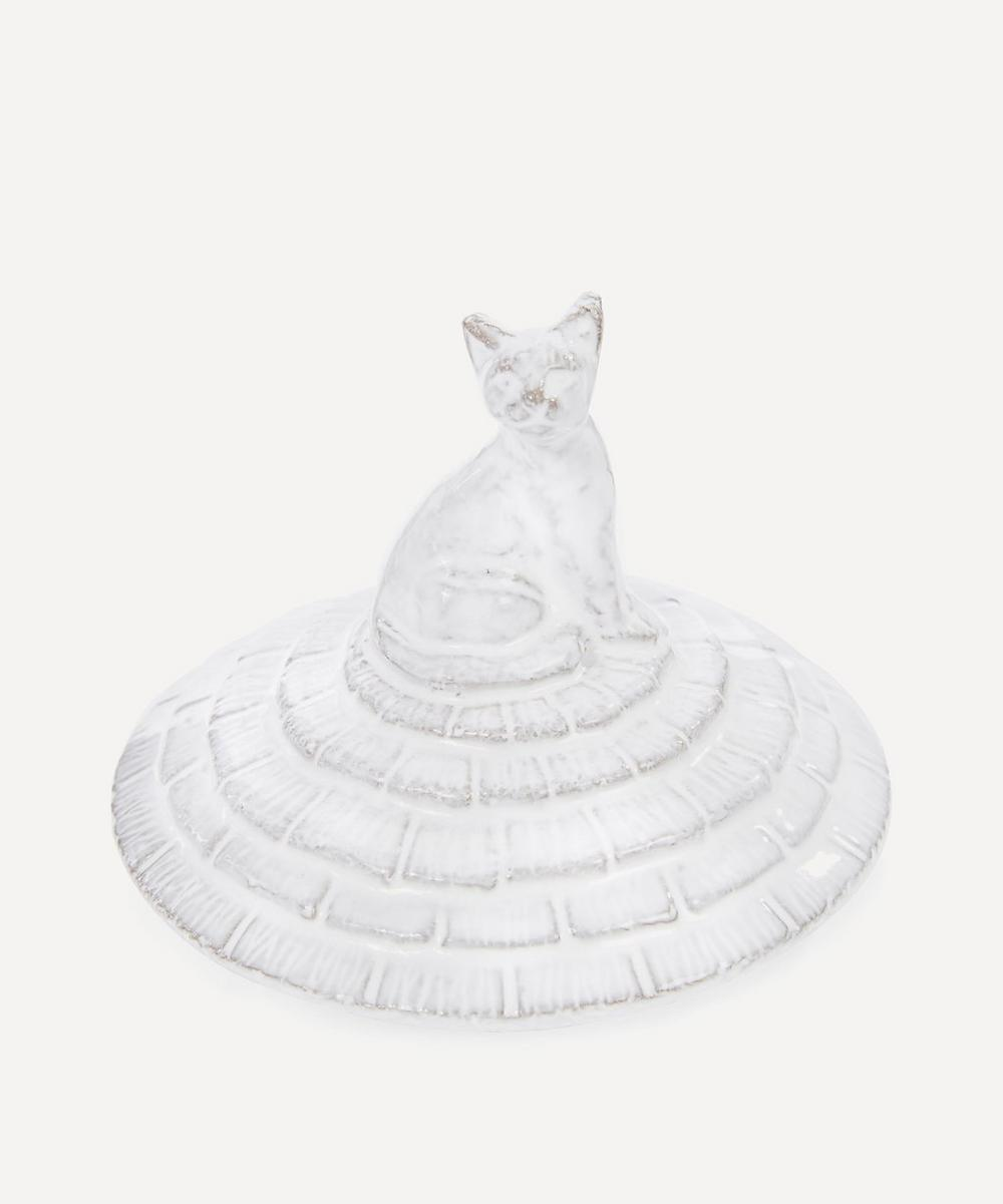 Cat Candle Topper