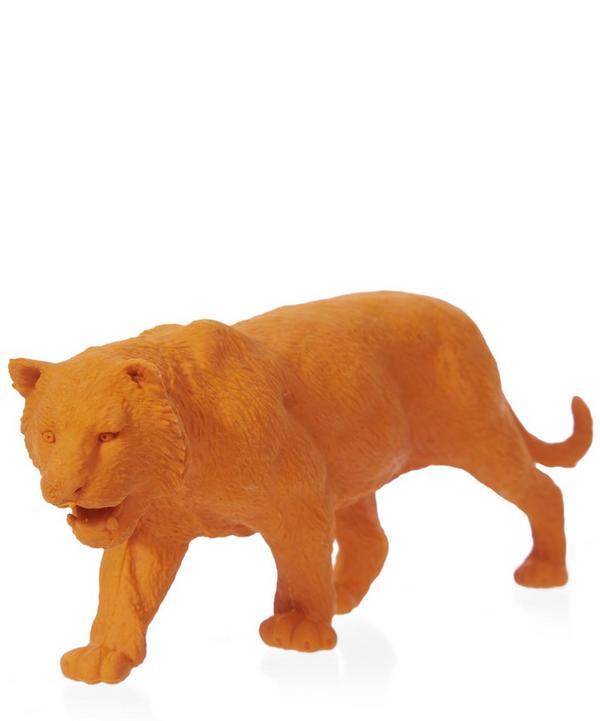 Giant Rubber Tiger Eraser