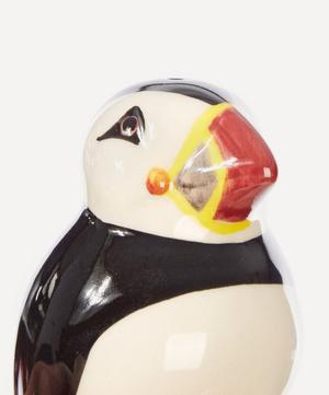 Puffin Stoneware Salt and Pepper Shakers