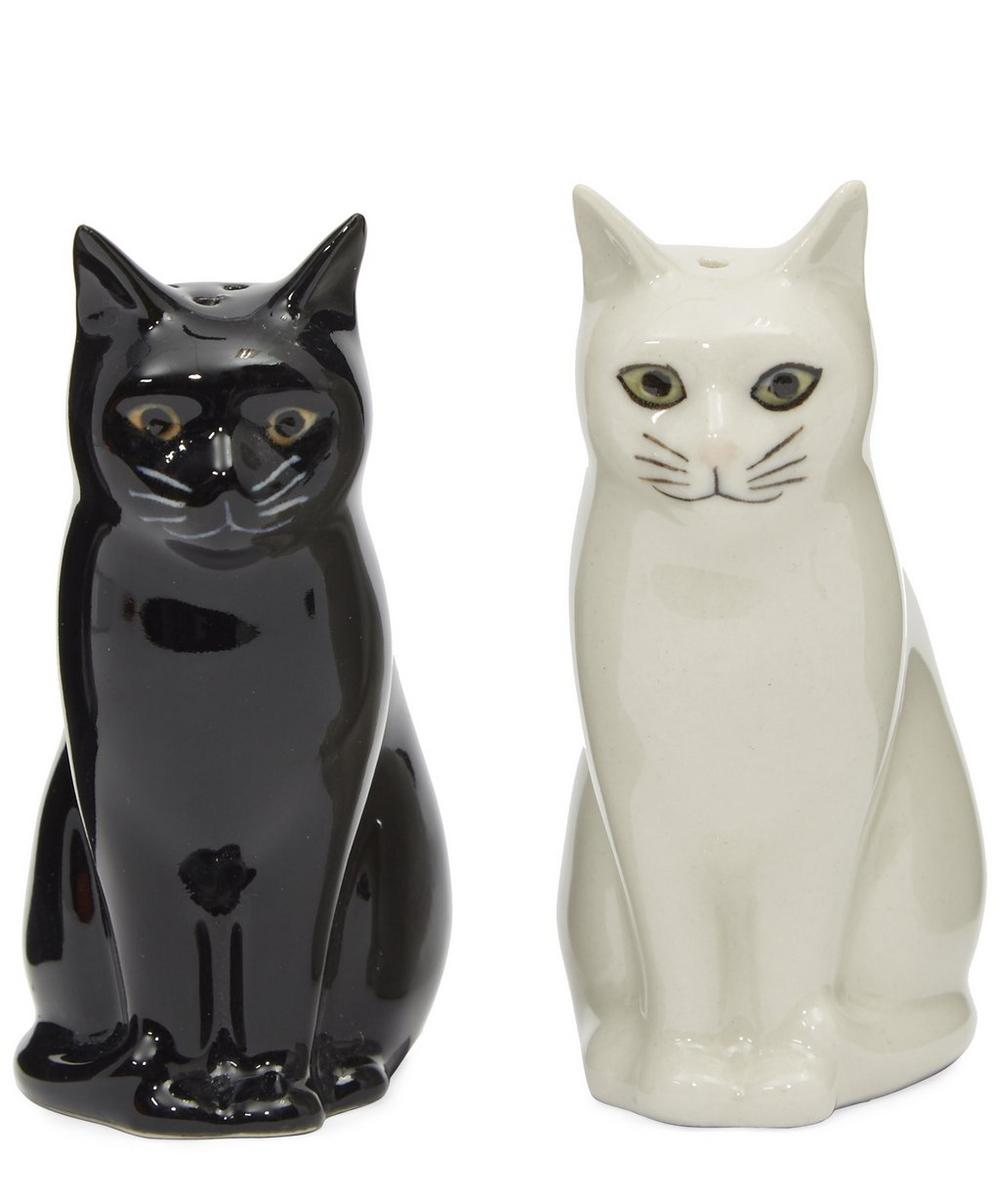 Cats Salt and Pepper Shakers