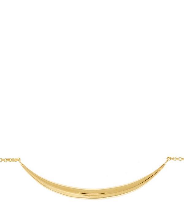 Gold Vermeil Signature Bar Bracelet