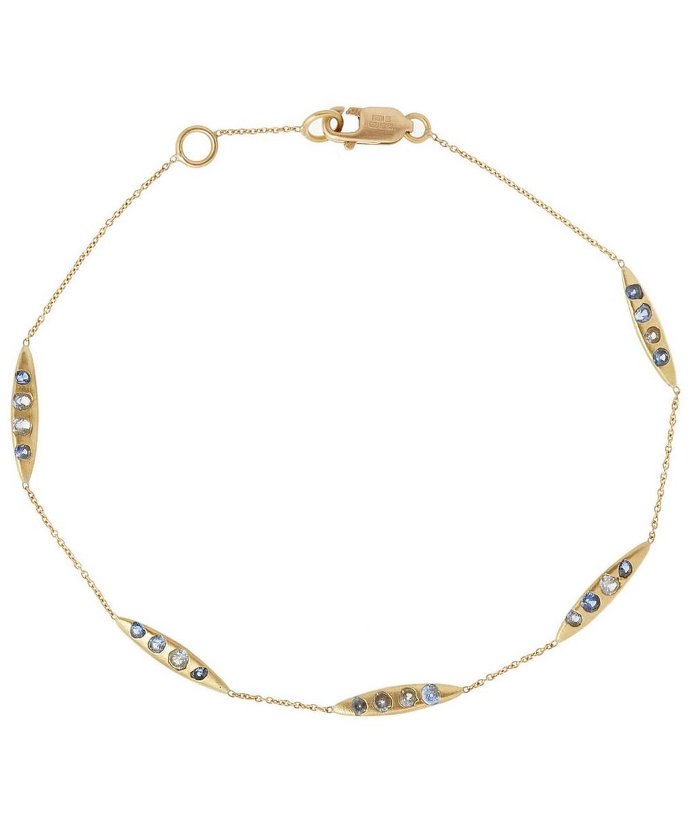 Gold Seed Quill Bracelet