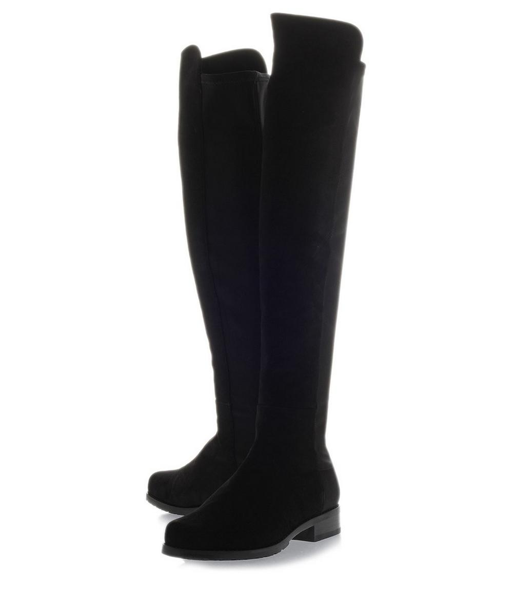 Reserve Suede Over Knee Boots