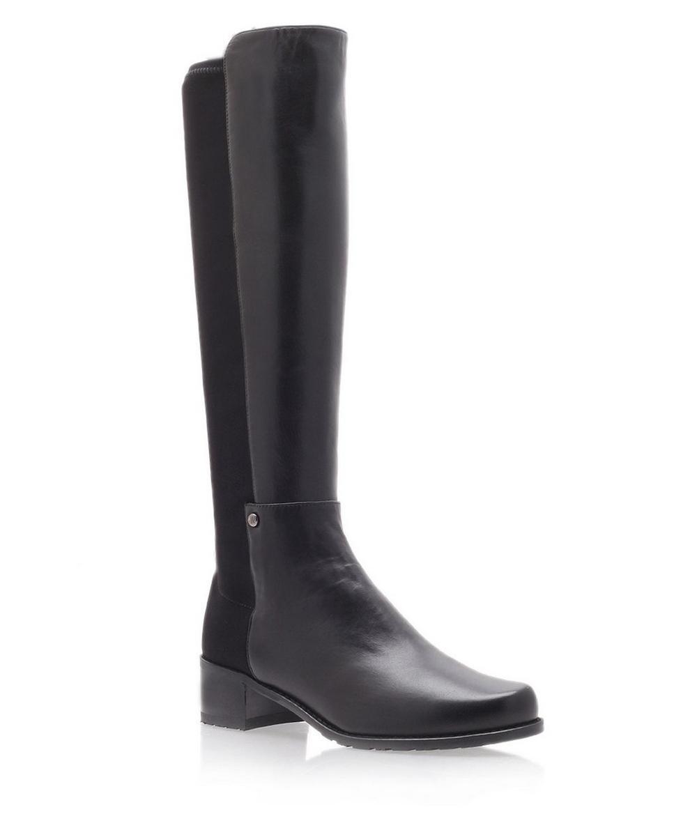 Mezza Mezza Leather Riding Boots