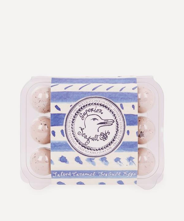 Easter food gifts liberty london superior seagull egg in crate negle Choice Image