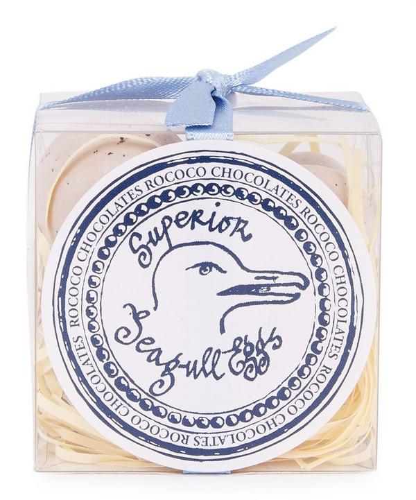 Easter food gifts liberty london salted caramel superior seagull cube negle Choice Image