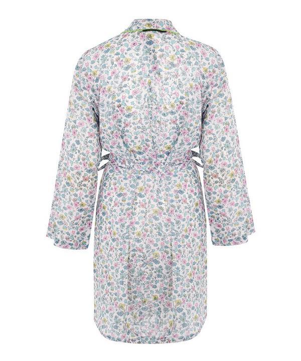 Short Isabel Vintage Cotton Kimono