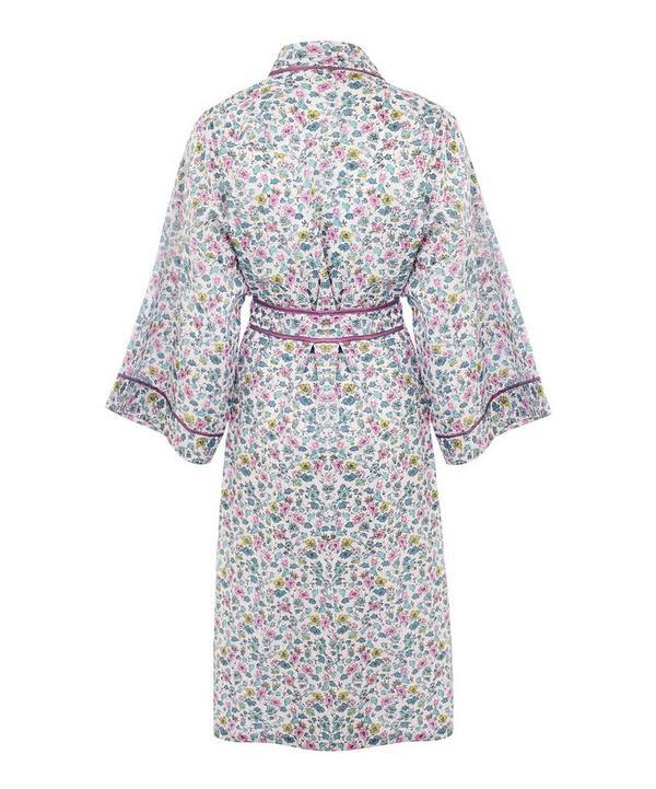 Isabel Vintage Cotton Kimono Dressing Gown