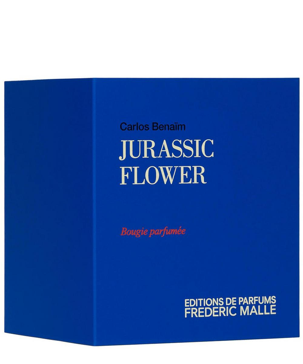Jurassic Flower Scented Candle 220g