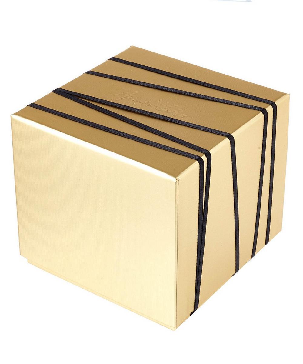Gold Citrine Dusty Diamonds Bangle