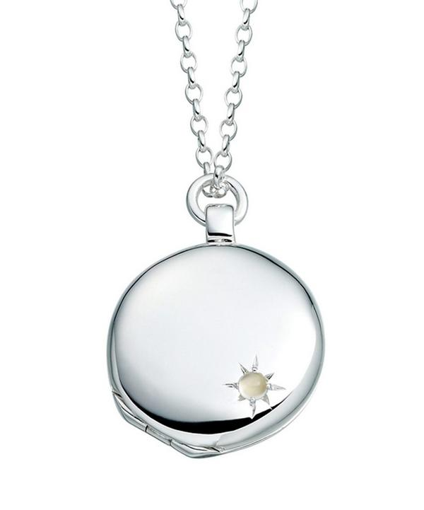 Medium Astley Locket Necklace