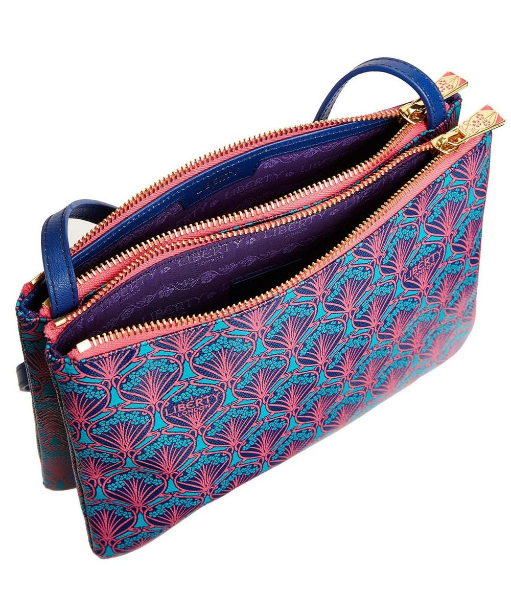Bayley Cross Body Pouch in Iphis Canvas