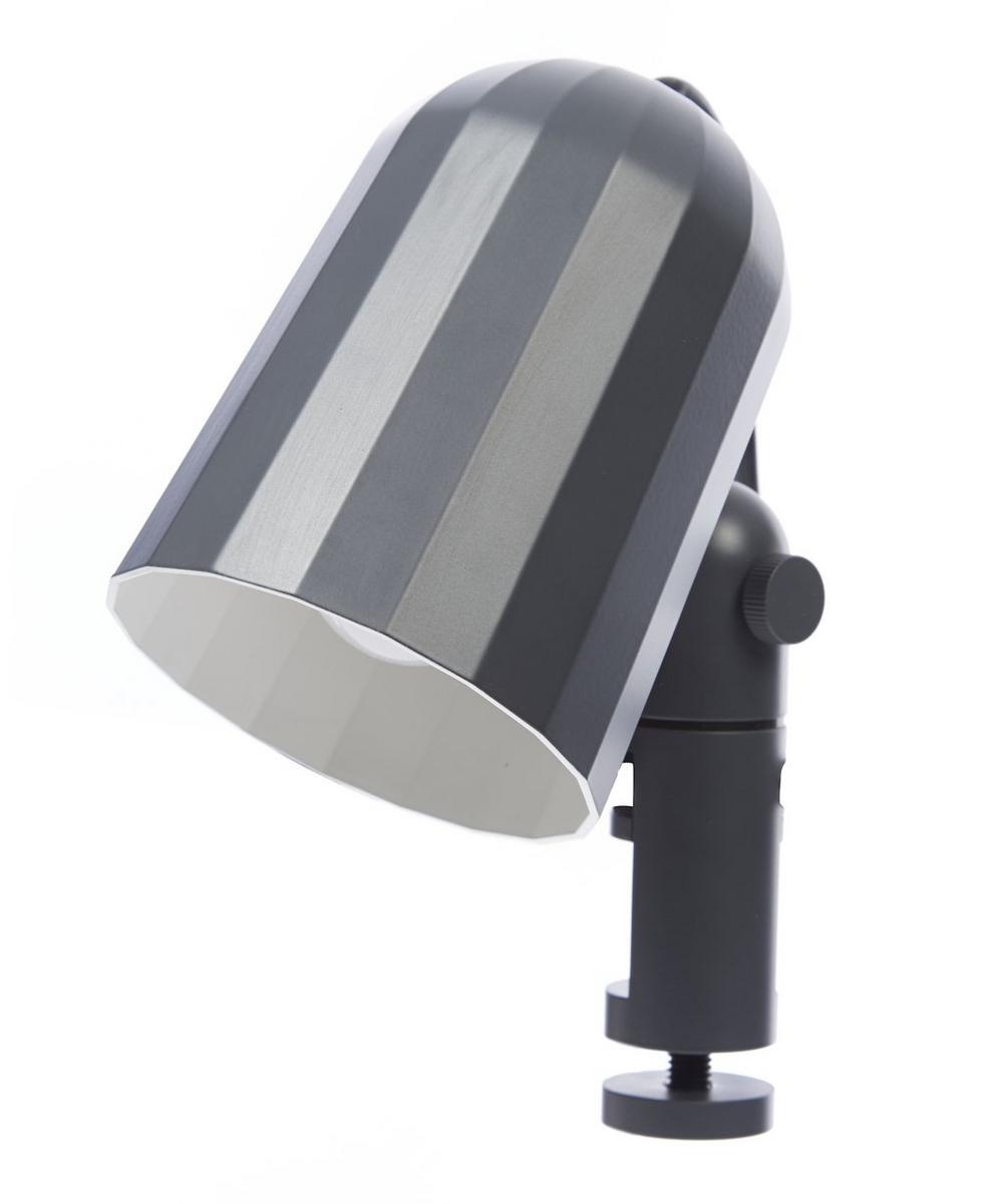 Noc Dark Grey Clip Light