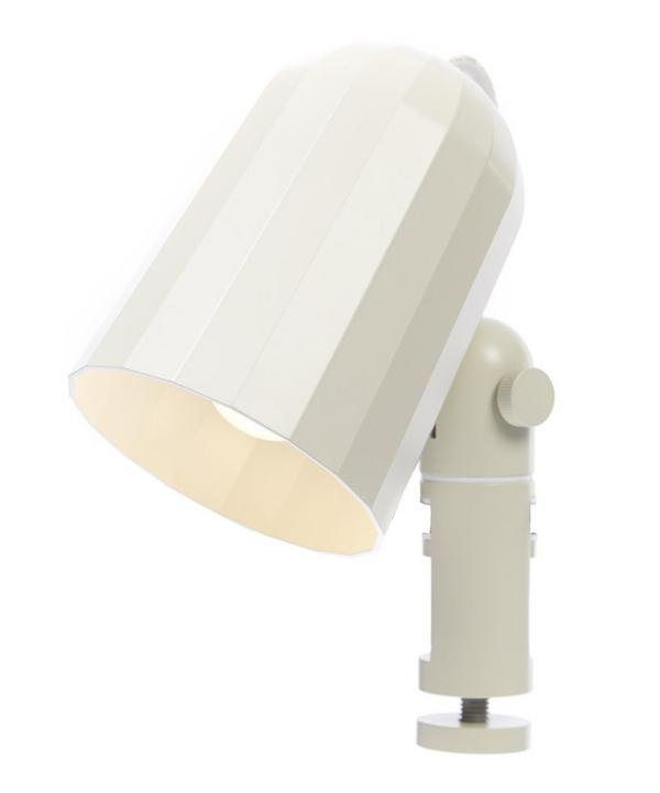 Noc White Clip Light