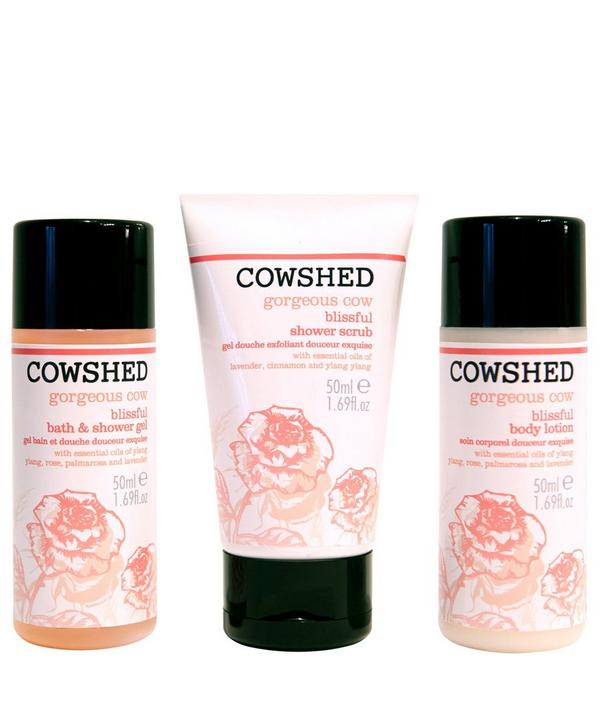 Gorgeous Cow Blissful Discovery Set 3X50ml