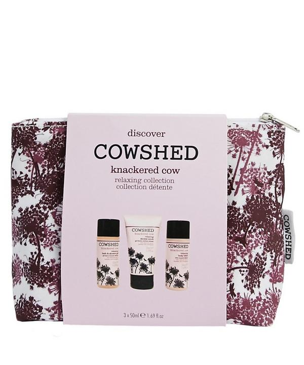 Knackered Cow Blissful Discovery Set 3X50ml