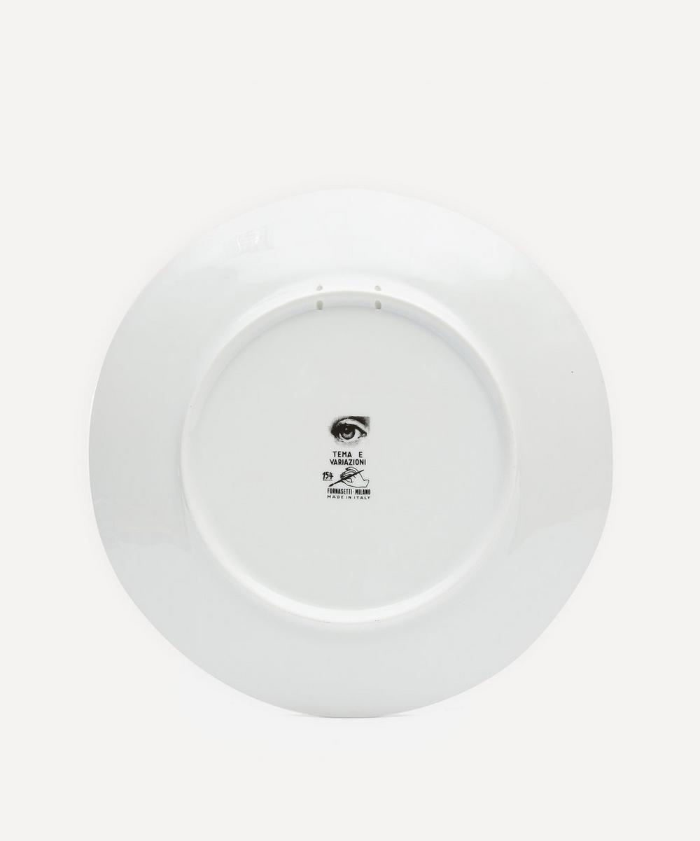 Fornasetti Wall Plate No. 154