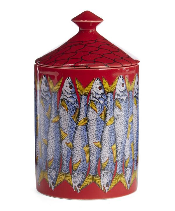 Sardine Rosso Scented Candle 300g