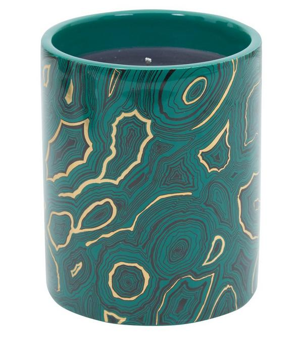 Malachite Scented Candle