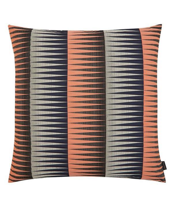 Blaze Square Cushion