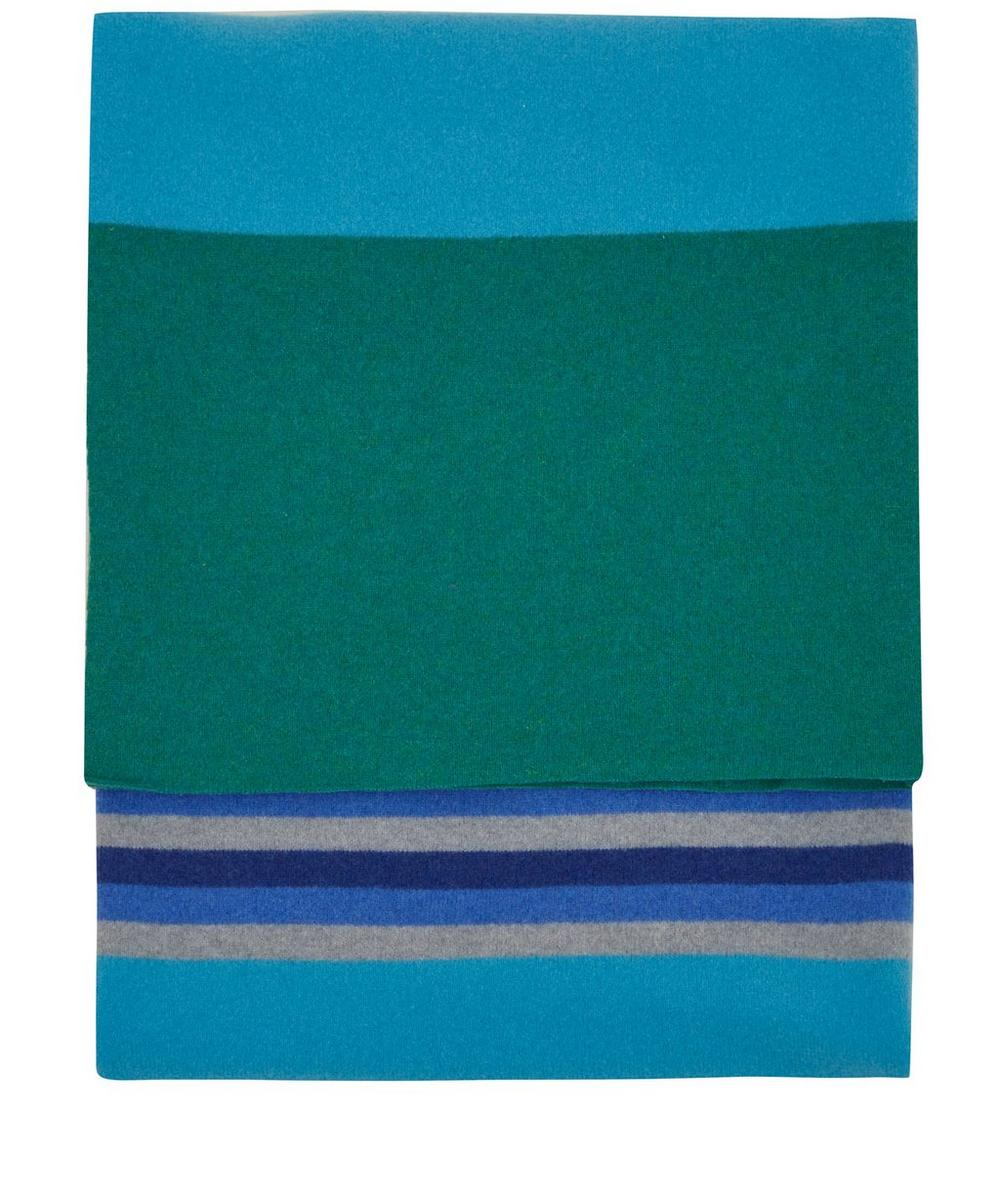 Pacific Bavington Wool Throw