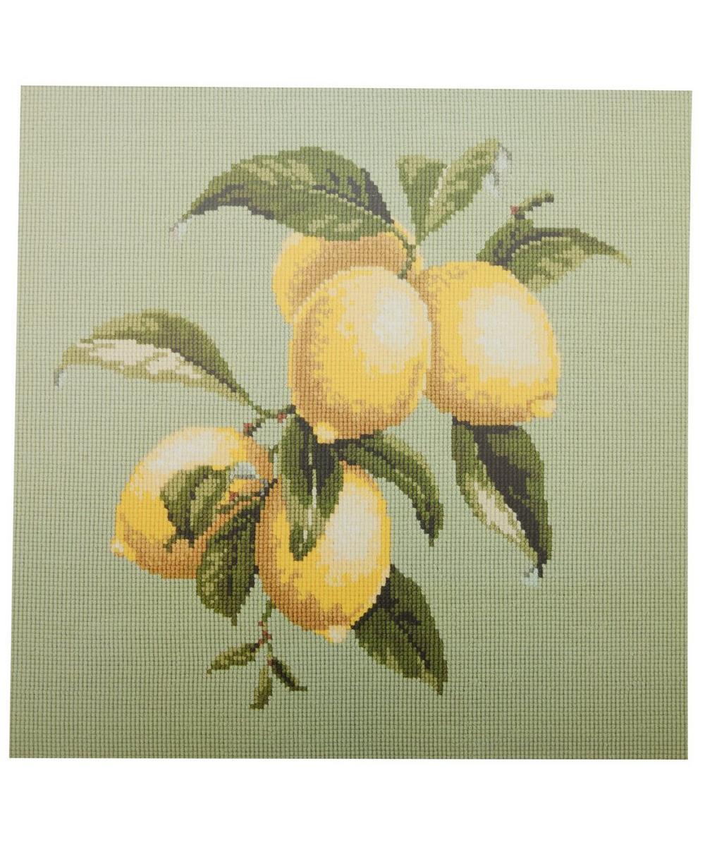 Lemons Tapestry Kit