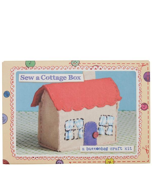 Sew a Cottage Box