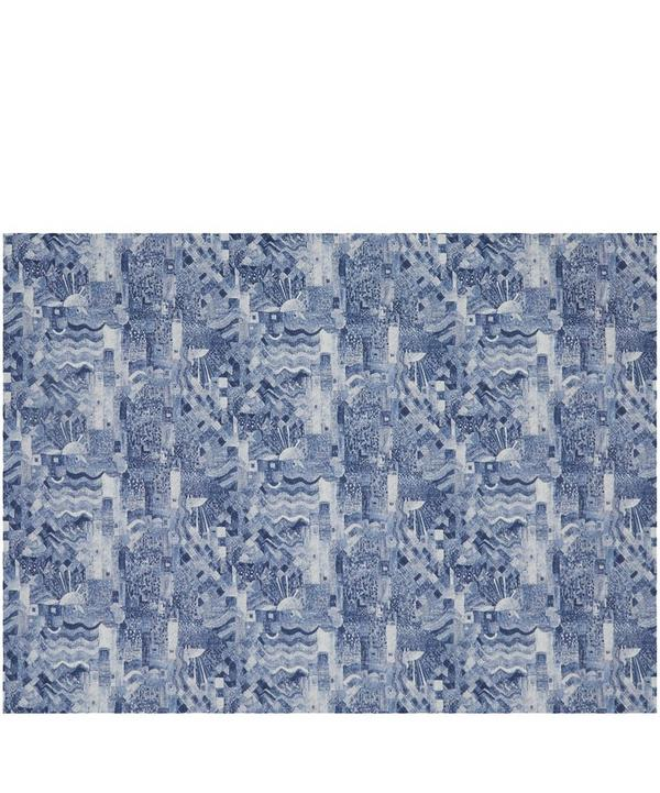 Chapman Tapestry Cotton Linen in Fountain
