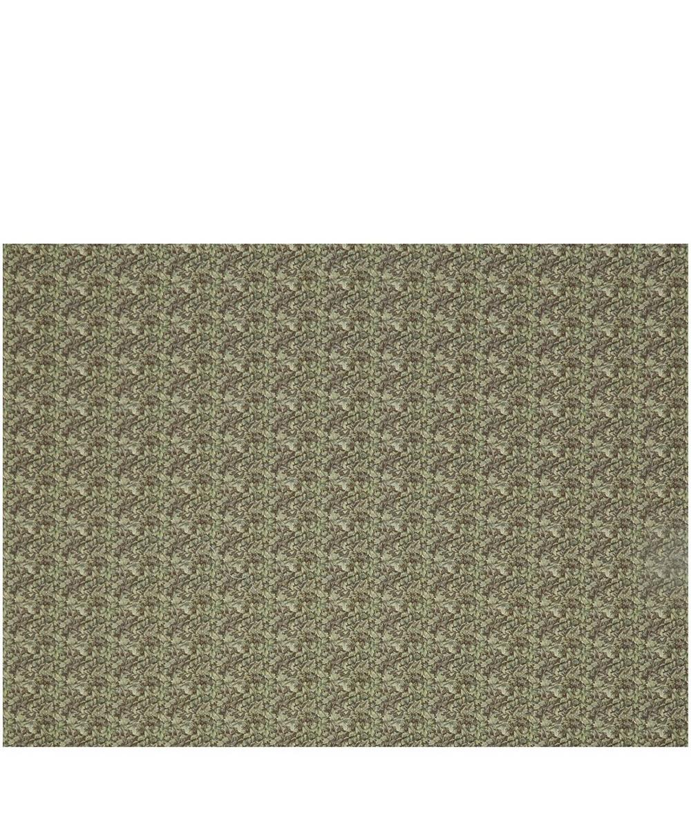 Pattman Ivy Cotton Linen in Green