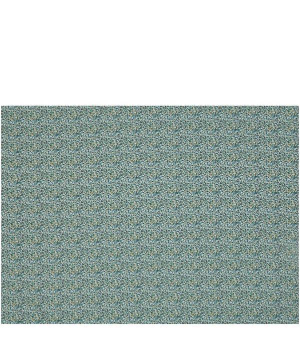Rainer Walled Garden Cotton Linen in Shrubbery