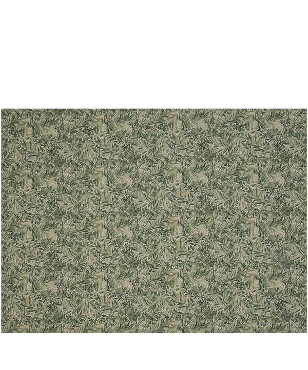 Wallace Secret Garden Linen in Green Gauze