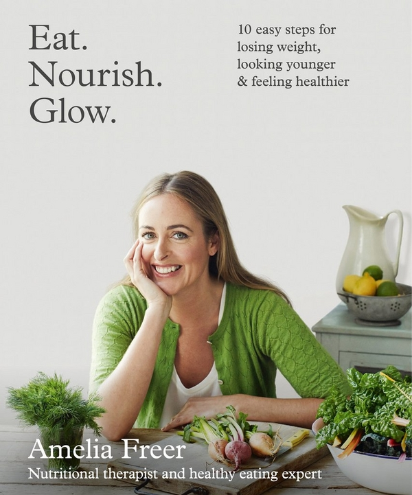 Eat. Nourish. Glow Cookbook