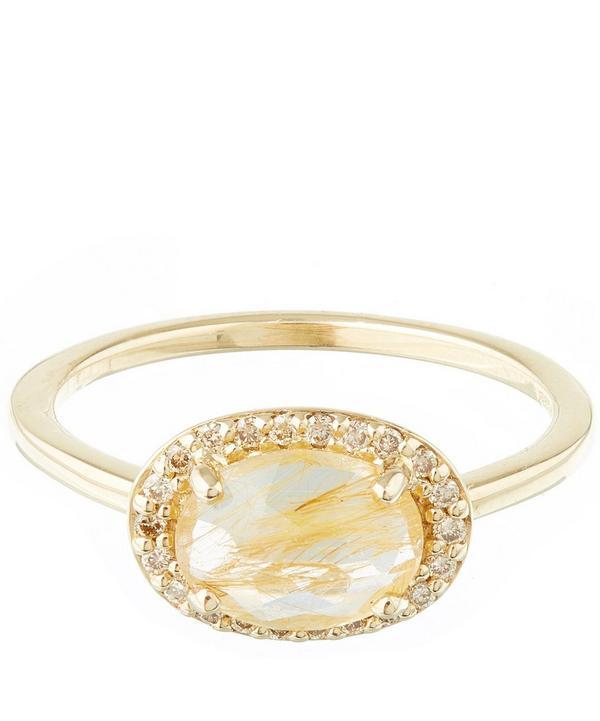 ASR15 14K DIAMOND RING