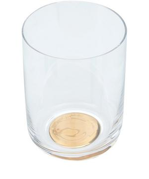 Crystal High Water Glass