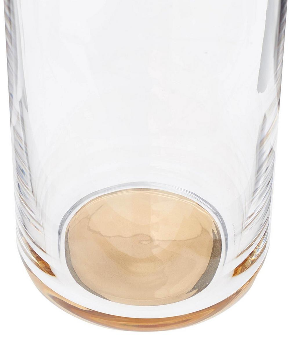 Crystal Clear Glass Carafe