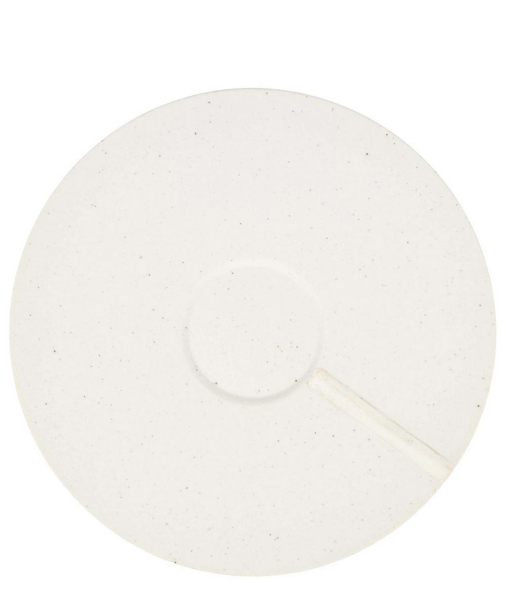 Paper Porcelain Espresso Cup Saucer