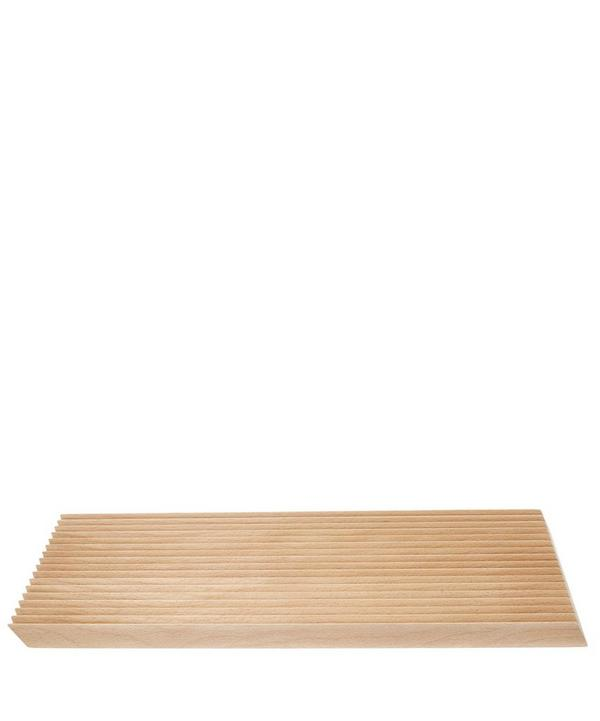 Rectangular Field Beech Bread Board