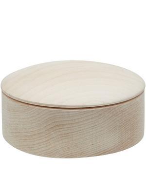 Small Maple Lens Box