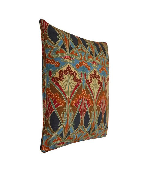 Ianthe Linen Union Cushion In Original