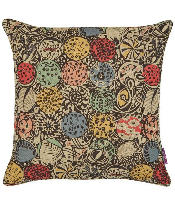 September Roslynd Linen Union Cushion
